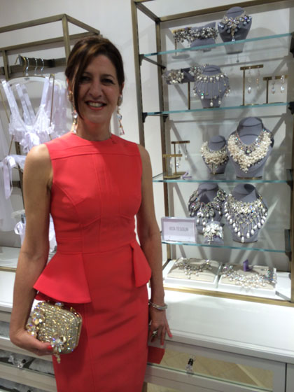 Rita Tesolin – Canadian Jewellery Designer