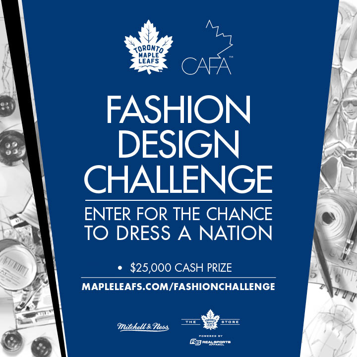 Leafs Fashion Design Challenge